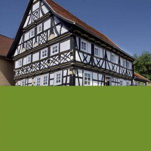 Aussenansicht vom Ferienhaus Gabi Moritz in Thüringen