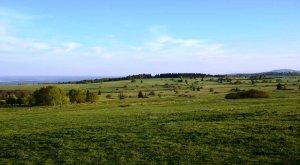 Die Hohe Rhön - Landschaft