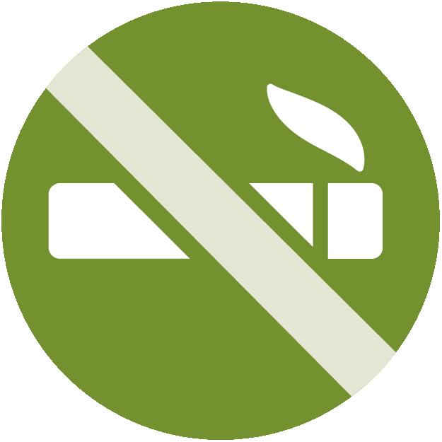 Symbol Rauchen verboten