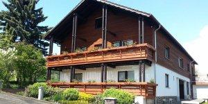 Ferienhaus Rhönblick in der Hohen Rhön