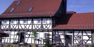 Ferienhaus in Thüringen von Gabi Moritz