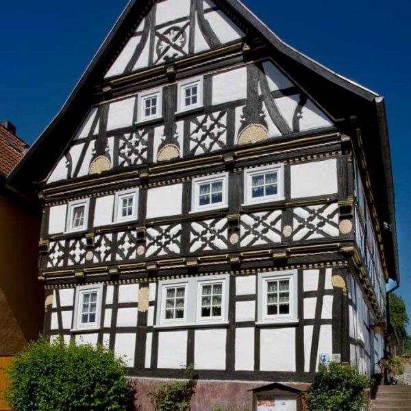 Ferienhaus Moritz in der Hohen Rhön