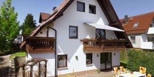 Ferienhaus in der Hohen Rhön